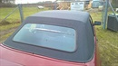 Ford escort 2 cover sort pvc